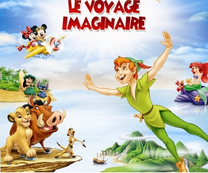 DISNEY SUR GLACE INTERNET
