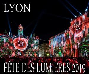 FETE DES LUMIERE 2019