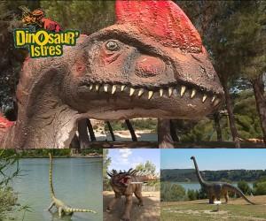 Site dinosaur'istres