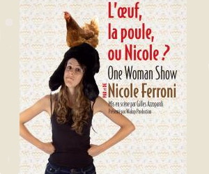 L'OEUF LA POULE OU NICOLE INTERNET