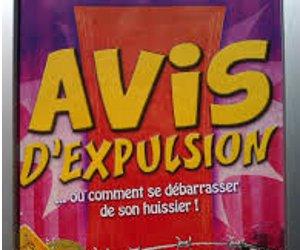AVIS D'EXPULSION INTERNET